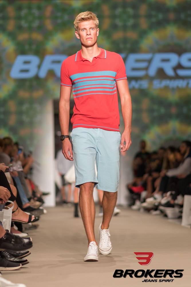 Brokers catwalk ss18