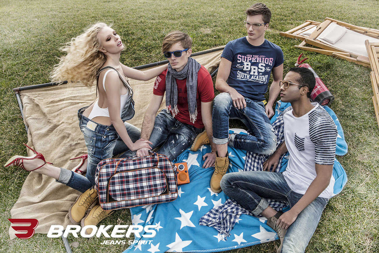 Brokers jeans new collection